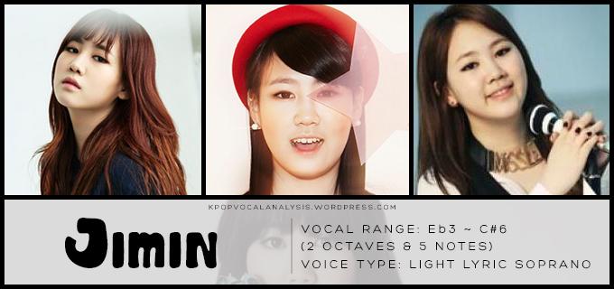 JYP | K-pop Vocalists' Vocal Analyses
