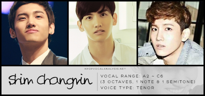 TVXQ!\'s Vocal Analysis: Changmin [Newly Updated] | K-pop Vocalists ...