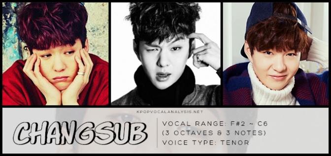 BtoB's Vocal Analysis: Changsub   K-pop Vocalists' Vocal