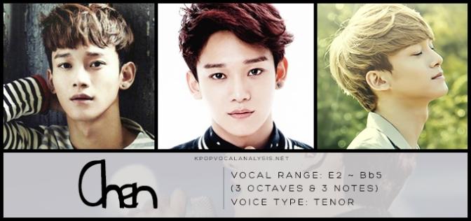 EXO's Vocal Analysis: Chen [Rewritten] | K-pop Vocalists