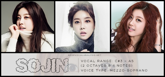 Girl's Day's Vocal Analysis: Sojin | K-pop Vocalists' Vocal