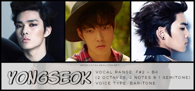 Baritones | K-pop Vocalists' Vocal Analyses
